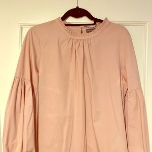 Vince Camuto Balloon Sleeve Blouse (M)